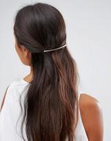 Asos Metal Bar Hair Comb