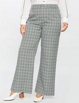 ELOQUII Plus Size Wide Leg Trouser