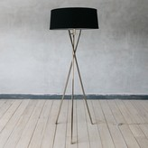 Graham and Green Tripod Floor Lamp