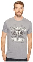 Lucky Brand Jack Daniels Graphic Tee Men's T Shirt
