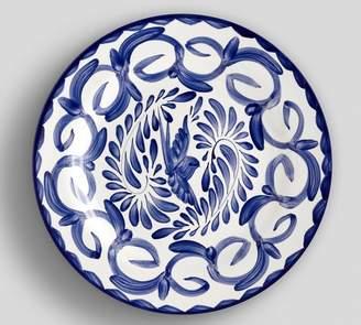 Pottery Barn Puebla Dinner Plate