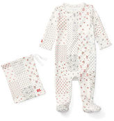 Ralph Lauren Patchwork Sleep Coverall