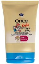 Soltan NEW Soltan Once Kids 8 Hour Play Hypo-allergenic Suncare Lotion SPF 50+ - 1 x 50ml