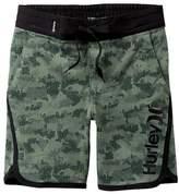 Hurley Hangout Walk Shorts (Little Boys)