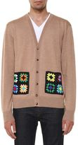 J.W.Anderson Cardigan With Crochet Pockets
