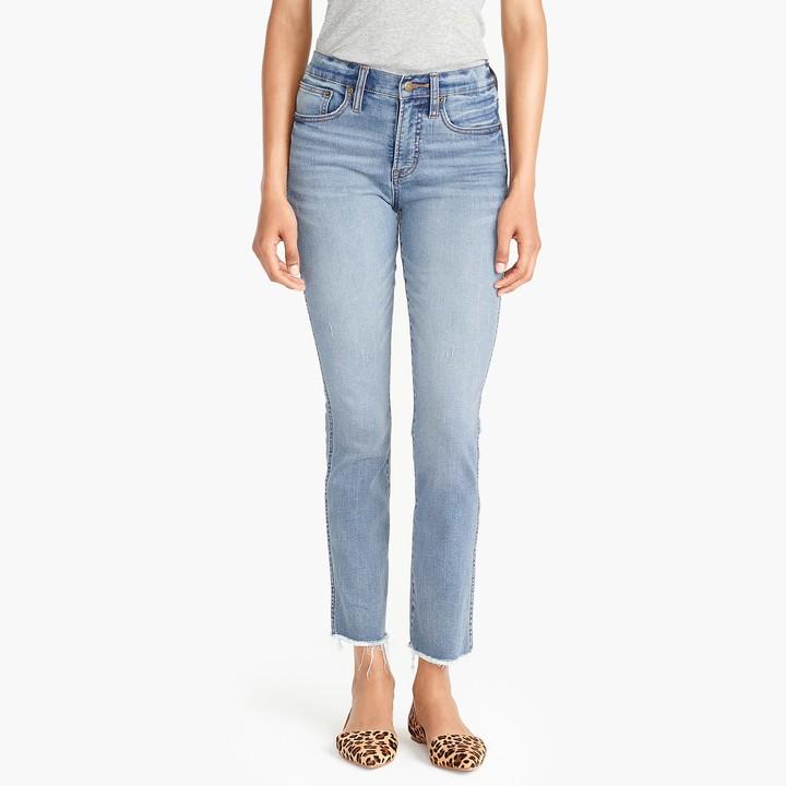 J.Crew Vintage straight jean in Landers wash