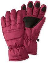 L.L. Bean Women's Trail Model Down Gloves