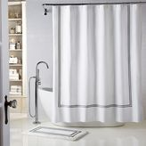 Wamsutta Mills Baratta Stitch Shower Curtain