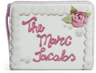 Marc Jacobs The Cake Box Top-Zip Multi Wallet