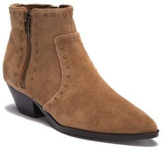 Marc Fisher Wanida Suede Studded Bootie