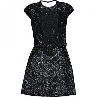 Jasmine Di Milo Black Glitter Dress for Women