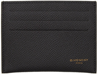 Givenchy Grey 3CC Card Holder