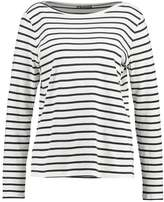 Petit Bateau Long sleeved top coquille/smoking