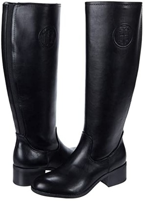Tommy Hilfiger Deelia (Black) Women's Boots