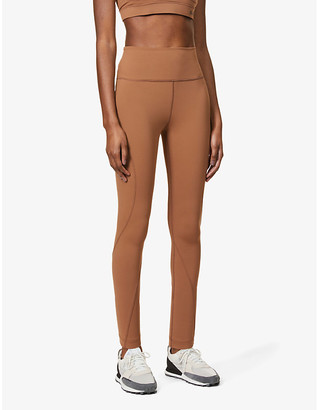 Camilla And Marc La Marr Active high-rise stretch-jersey leggings
