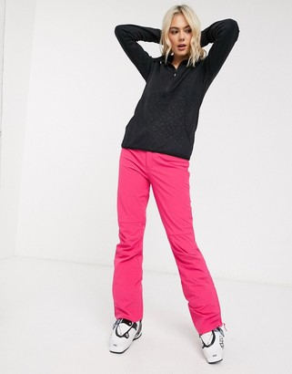 Roxy Snow Creek ski trouser in pink
