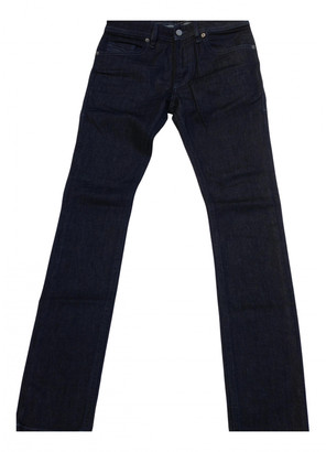 The Kooples Navy Cotton - elasthane Jeans
