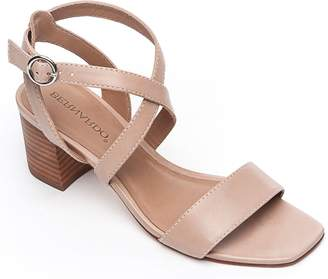 Bernardo Leather Strappy Sandals - Brielle