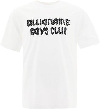 Billionaire Boys Club Magnetic Logo Print T-Shirt