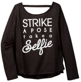 Ten Sixty Sherman Strike A Pose Tee (Little Girls & Big Girls)