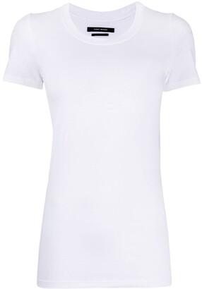 Isabel Marant scoop-neck jersey T-shirt