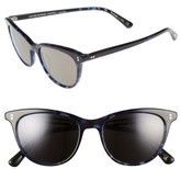 Oliver Peoples Women's Jardinette 52Mm Cat Eye Sunglasses - Black