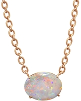Irene Neuwirth Lightning Ridge Opal Necklace