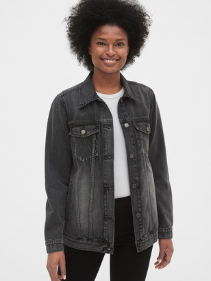 Gap Oversized Icon Denim Jacket