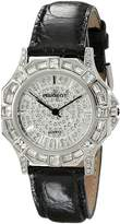 Peugeot Women's J1215 Couture Swarovski Crystal Evening Watch