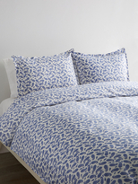 Melange Home Block Paisley Duvet Set