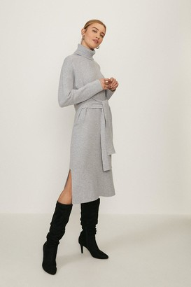 Coast Roll Neck Knitted Dress