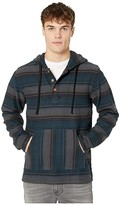 O'Neill Baja Poncho (Graphite) Men's Clothing