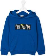 Paul Smith zebra hoodie