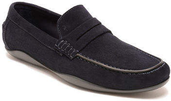 Harry's of London Basel Suede Penny Loafer