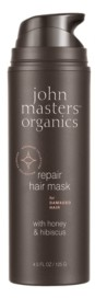John Masters Organics Repair Hair Mask for Damaged Hair with Honey Hibiscus- 4.5 fl. oz.