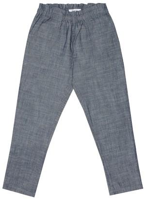 Bonpoint Nandy chambray pants