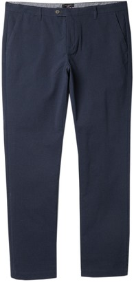 Ted Baker Cuffed Hem Modern Fit Trousers