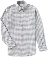 Beretta Flannel Plaid Long-Sleeve Woven Shirt