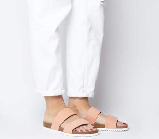 Office Oslo 2 Sandals Coral Nubuck