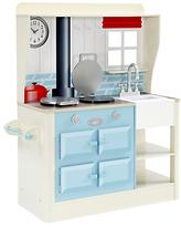 Plum Products Plum Farmhouse Wooden Role Play Kitchen
