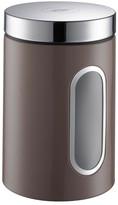 Wesco Kitchen Storage Canister with Window - Warm Grey