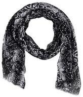 Saint Laurent Oblong scarf