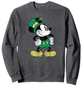 Disney Mickey Mouse green day Sweatshirt