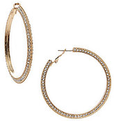 Anna & Ava Glitzy Hoop Earrings