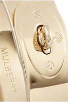 Mulberry Bayswater gold-plated bracelet