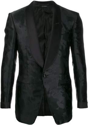 Tom Ford tone-on-tone blazer