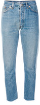 RE/DONE cropped jeans - women - Cotton - 26