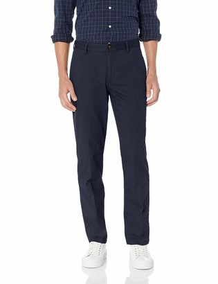 Amazon Essentials Straight-fit Wrinkle-resistant Flat-front Chino Pant