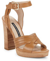 French Connection Gilda Platform Sandal Heels