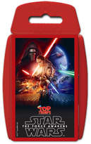 Board Games Top Trumps Star Wars The Force Awakens